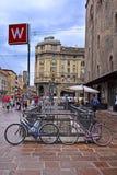Bycicles Foto de archivo libre de regalías