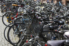Bycicles Royalty Free Stock Images