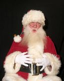 byczy Santa Obrazy Royalty Free