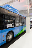 BYD electric bus Stock Photo