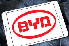 Byd motors logo Stock Images