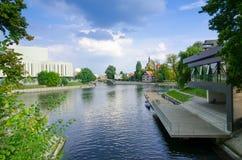 Bydgoszcz Στοκ Εικόνα