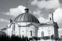 Bydgoszcz basilica Royalty Free Stock Photography