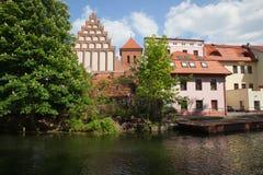 Bydgoszcz Cityscape Stock Image