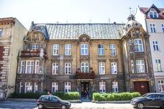 Bydgoszcz. Royalty Free Stock Image