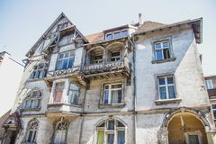 Bydgoszcz. Royalty Free Stock Images