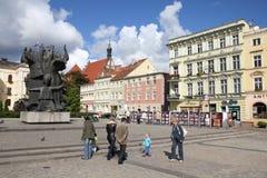 Bydgoszcz, Pologne Photos libres de droits