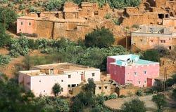 bygd morocco Royaltyfria Bilder