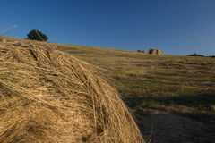 Bygd närliggande Todi - Umbria - Italien Fotografering för Bildbyråer