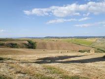 Bygden av Tuscany Arkivbilder