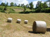 Bygden av Tuscany Arkivfoto