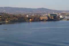 Bygdoynes, Oslo, Noorwegen Stock Foto's