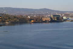 Bygdoynes, Oslo, Norvège Photos stock
