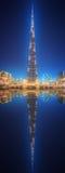 2 84 723 829 byggande för dubai ft för burj aktuellt mest högväxt uae värld khalifa M Royaltyfri Foto