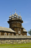 1928 byggande för norr windmill för by russia för kizhi ryss traditionella Royaltyfri Foto