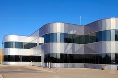 byggande företags industriellt Royaltyfri Fotografi