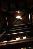 byggande gammala taksparrar Royaltyfri Bild