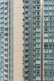 byggande hög stigning arkivbilder