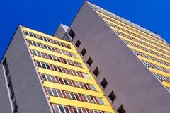 byggande hög stigning arkivfoto