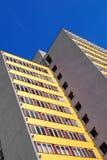byggande hög stigning arkivbild