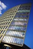 byggande högt kontor Royaltyfri Foto
