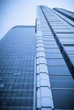 byggande högt kontor mycket Royaltyfria Foton