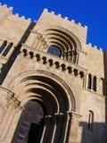 byggande historiska portugal Royaltyfria Bilder