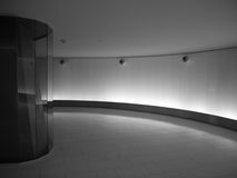 byggande interior Royaltyfri Foto