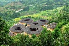 byggande jord nanjing royaltyfria foton