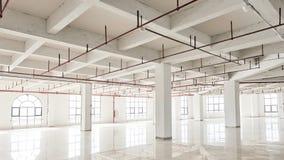 byggande kommersiell konstruktion under Arkivbild