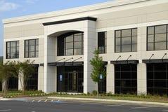 byggande kommersiellt kontor Arkivbild