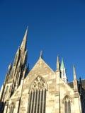 byggande kyrkligt historiskt Arkivbilder