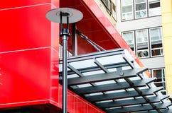 Byggande modeller 2 Fotografering för Bildbyråer