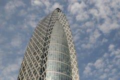 byggande moderna tokyo Arkivfoton
