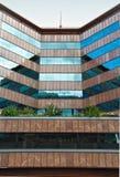 byggande modernt kontor Royaltyfri Foto
