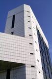 byggande modernt kontor 3 Arkivbild