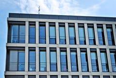 byggande modernt kontor Royaltyfri Bild