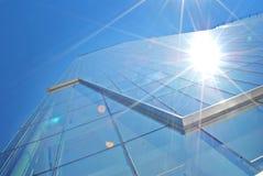 byggande modernt kontor royaltyfria foton