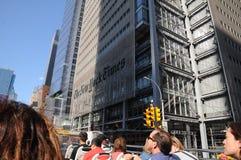 byggande nya tider york Arkivbild