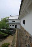byggande slott himeji kansai Fotografering för Bildbyråer
