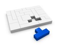 byggande som avslutar begrepp vektor illustrationer