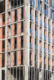 byggande stigning för högt kontor Royaltyfri Foto