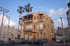 Byggande - tunnland - Israel Royaltyfri Bild
