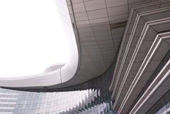byggande yttermodernt royaltyfria foton