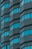 byggande yttermodernt kontor Royaltyfria Bilder