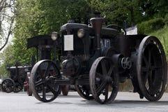 1934 byggde traktoren Landini Fotografering för Bildbyråer