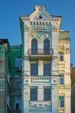 Byggnad av 1904 Royaltyfria Bilder
