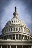 byggnad Capitol Hill Royaltyfria Bilder