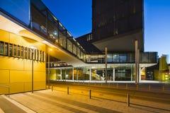 Byggnad för AachenMÃ ¼nchener i Aachen, Tyskland, ledare Royaltyfria Foton
