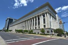 Byggnad för avdelning för utbildning för New York stat, Albany Arkivbilder